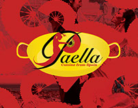 Paella- Cuisine from Spain