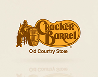 Cracker Barrel In-Store POP