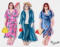 Fashion Illustrations 2018