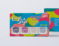Packaging Design - Masglo