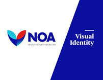 NOA - Visual Identity