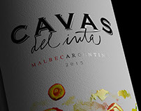 CAVAS DEL INTA Illustrations & Packaging Design