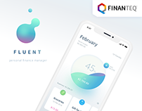 Personal finance manager APP