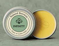 Infinity Natural Beeswax