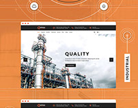 Quintus - Industry/Engineering WordPress theme
