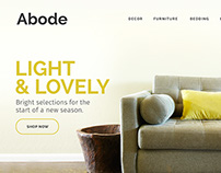 Abode - Volusion Premium Template