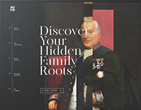 AVOS | Discover your hidden family roots