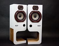 LS1 Bespoke speakers
