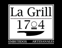 BRANDING LA GRILL 1704