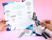 Blueprint 2015 Invitation Design & Concept