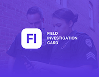 FIС - real iOS app for US police departments
