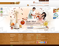 Dabur aroma Ecommerce UX design
