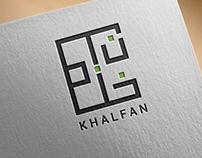 Calligraphic logos