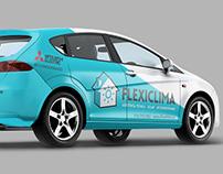 Flexiclima Branding