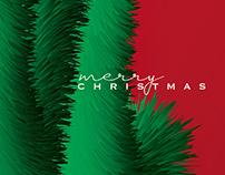 Merry Christmas   3D FUR