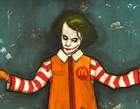 Joker Ronald MacDonald