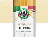 Mama Mucci's Egg Pasta