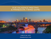 Due Diligence Event Booklet