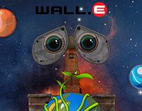 Wall.E Poster