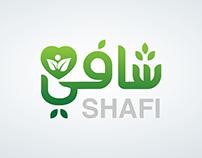 Shafi Logo - شافي