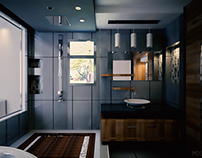 Bathroom | Interior Rendering