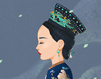 Ruyi's Royal Love In The Palace (如懿传) | Illustration