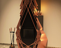 Fireplace - Conceptual Design