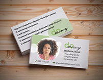 business card#logopeda