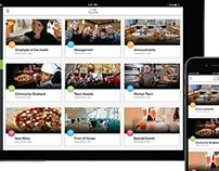 Dashboard app V2 2015 collaboration