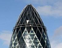 London Egg Trashion Dress