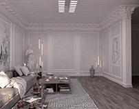 ROMAN CLASSIC LIVING ROOM