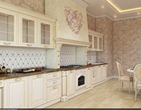 Apartment in TERRACE TOWERS.Kitchen