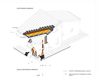Dettagli Modulo Monopiano Timber Frame SYN TEAM