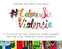 #ColoresSinViolencia