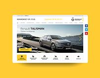 Renault Adamowscy
