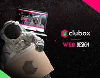 CLUBOX - BIGEN | WEB DESIGN • WEB DEVELOPMENT