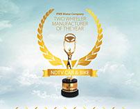 TVS - NDTV Car & Bike awards