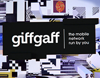 giffgaff sponsorship for E4