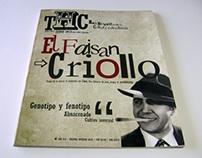 Estilos - Revista THC