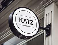 Cafe Katz - Logo