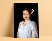 ANCRAGE Serie de Portrait