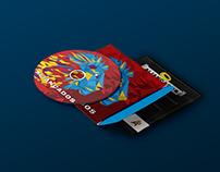 Aliançados CD - Projeto Gráfico