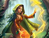 Mage Druid