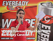We Are Eveready: Sari-Sari Store Barangay Caravan