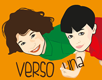 "Book Graphic Project ""Verso una scuola amica"""