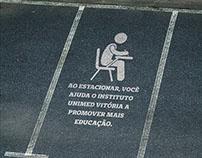 Estacionamento Unimed