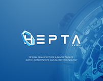HEPTA I Visual Identity
