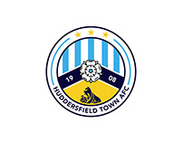 Huddersfield Town AFC Rebrand Concept.