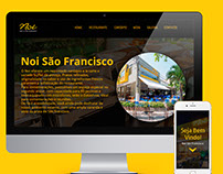 Desenvolvimento Website Noi São Francisco