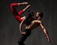 Lyubov Andreyeva and Oleg Gabyshev    2